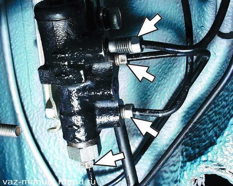 Фото №19 - ВАЗ 2110 регулятор давления