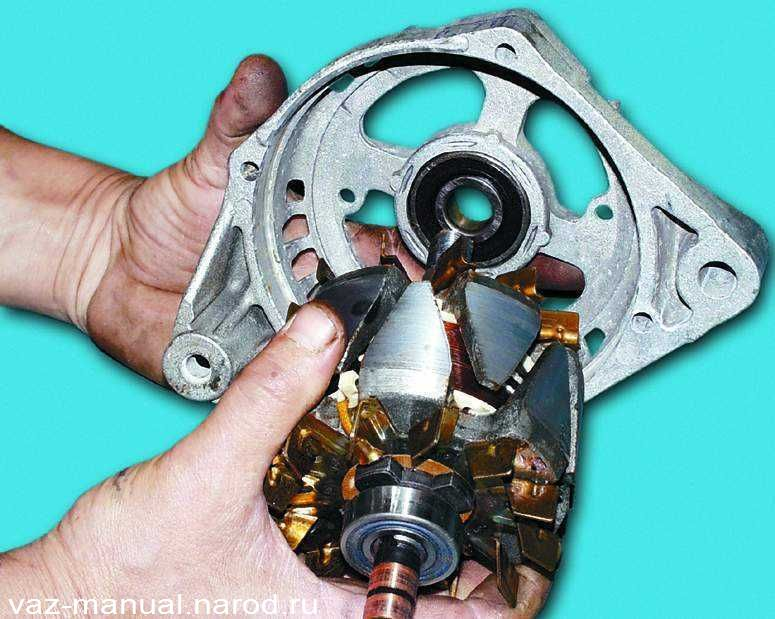 Фото №31 - генератор ВАЗ 2110 ремонт своими руками
