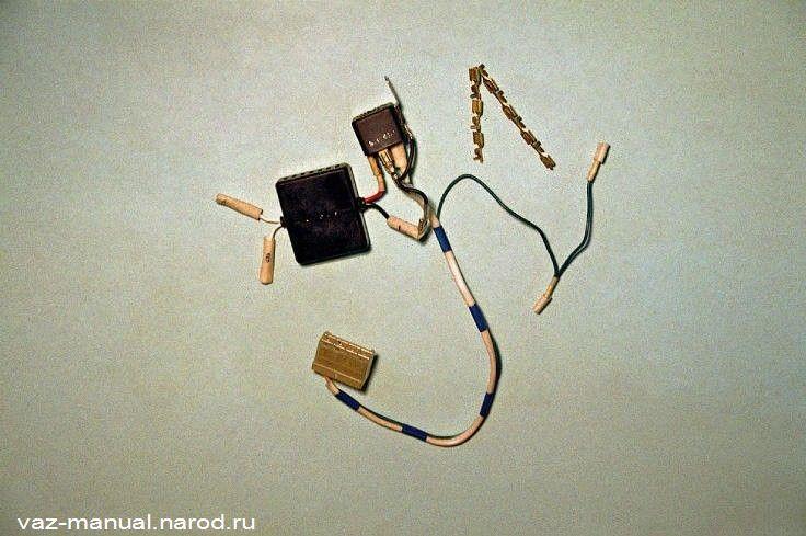 Фото №16 - как подключить стеклоподъемники на ВАЗ 2110